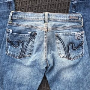 Citizens of Humanity Boho Stretch Jeans size 26